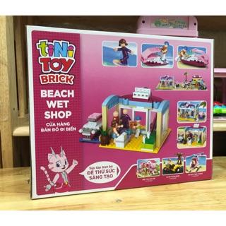 Bộ Đồ Chơi Lắp Ráp Của Tini Toy(New 100%)