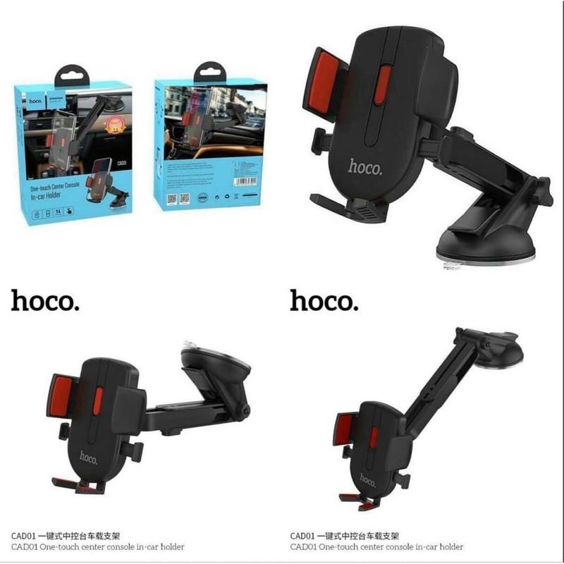 ✔HÀNG CHÍNH HÃNG ✔Giá Đỡ Điện Thoại Thông Minh Hoco CAD01-Xoay 360 Độ-BẢO HÀNH CHÍNH HÃNG 12 THÁNG 1 ĐỔI 1