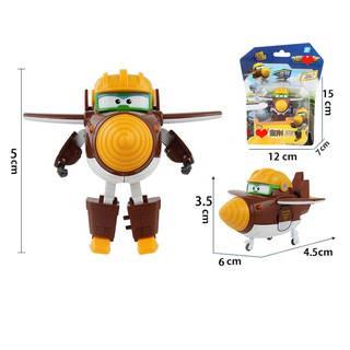 Xmas Gift For Kid Toys Super Wings Airplane Robot toys Super Wing