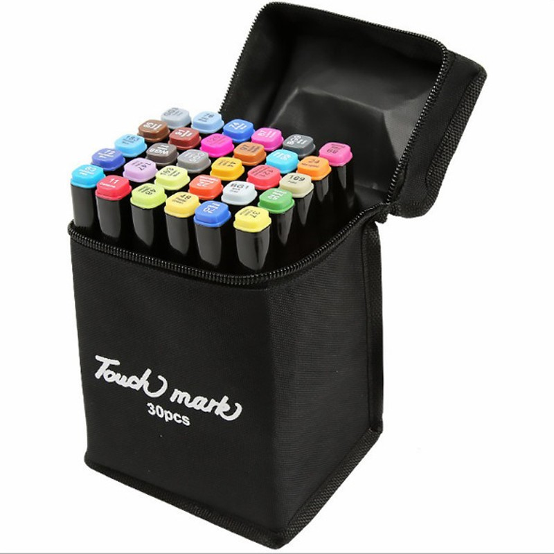 Bộ bút Touch Mark 30 màu - 13947090 , 2038891911 , 322_2038891911 , 450000 , Bo-but-Touch-Mark-30-mau-322_2038891911 , shopee.vn , Bộ bút Touch Mark 30 màu