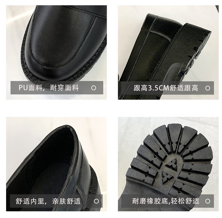 Giày Lười Da Thời Trang Xinh Xắn Dành Cho Nữ