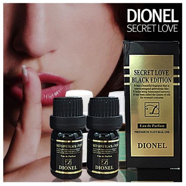 Nước hoa vùng kín dionel secret love chính hãng hàn quốc