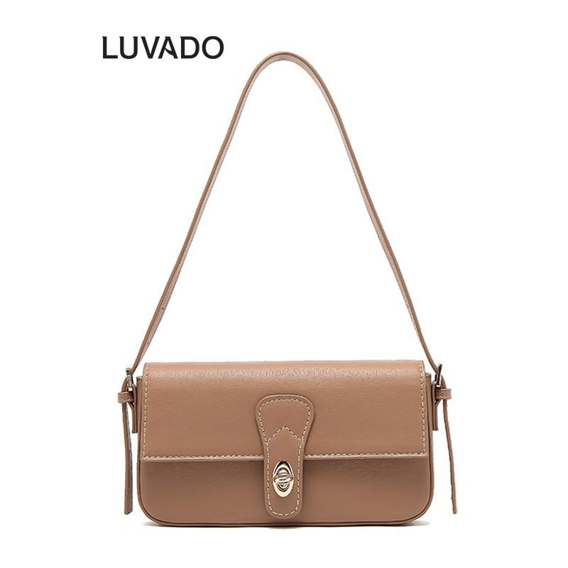 Túi xách nữ đeo chéo đẹp MICOCAH cao cấp công sở thời trang LUVADO TX480