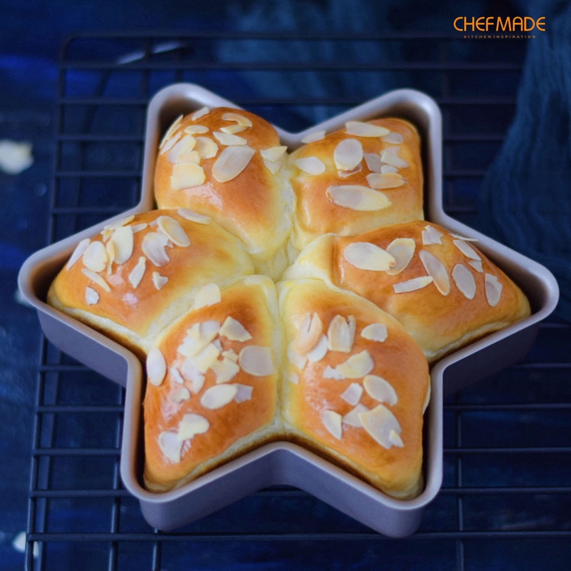 CHEFMADE Khuôn Làm Bánh Hình Ngôi Sao Chống Dính WK9142
