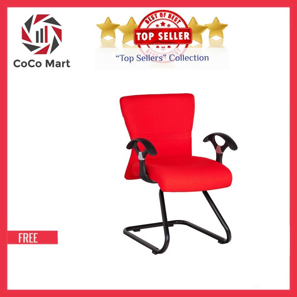 Ghế Phòng Họp Cao Cấp CoCo3510 (Đỏ)