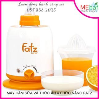 [CHÍNH HÃNG] Máy Hâm Sữa Và Thức Ăn Siêu Tốc 4 Chức Năng Fatz New thumbnail