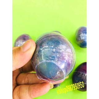 đồ chơi slime lọ tròn màu galaxy mã SLG41 OCV50