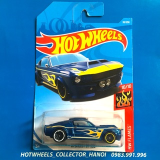 Xe Hot Wheels – '67 Shelby GT500