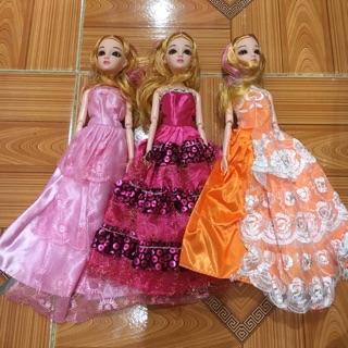 Búp bê barbie 30cm