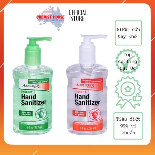 [Hàng Chuẩn ÚC]Gel rửa tay hàng NHẬP KHẨU 236ML