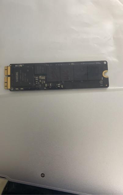 Ổ SSD Apple - 256GB Date 2017 - Có Sẵn Mac OS - Cho Macbook Air / Macbook Pro - Hàng Tháo Máy
