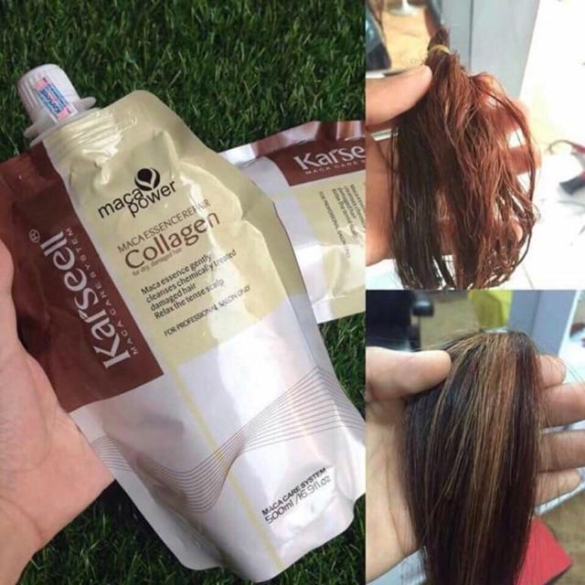 combo 3 bịch ủ tóc collagen Karsell
