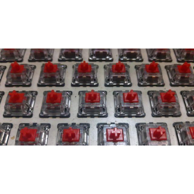 Bảng mạch kèm switch bàn phím cơ DK87 (red switch) n Giá chỉ 200.000₫