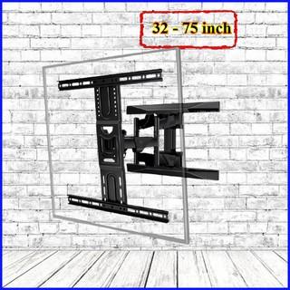 Giá Treo TiVi Xoay Nhập Khẩu Chính Hãng NB P6 2020 (Lắp Cho Màn Hình Từ 45 inch – 75 inch)