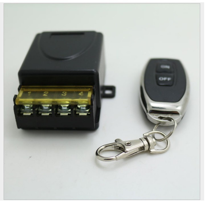 Công Tắc Điều Khiển Từ Xa 220V công suất 3000W – Có Remote