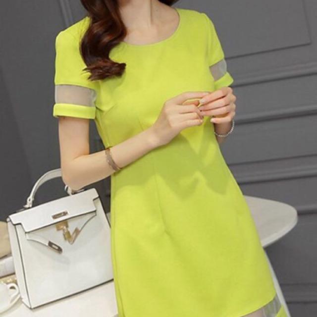 Đầm big size suông tay ngắn size 2XL 60-65kg