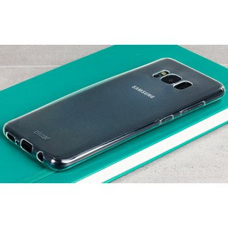 Ốp lưng Samsung Galaxy S8 Plus dẻo trong suốt