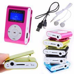 ? MÁY NGHE NHẠC MP3 VUÔNG CÓ LCD