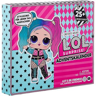 L.O.L. Surprise! #OOTD Outfit of The Day with Limited Edition Doll and 25+ Surprises Youngtoys Ver