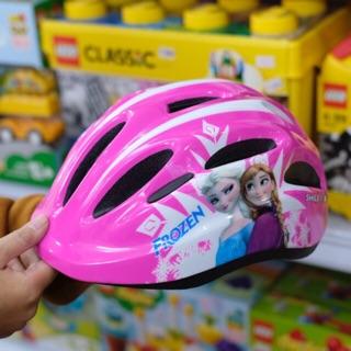 Mũ bảo hiểm protec cho bé gái