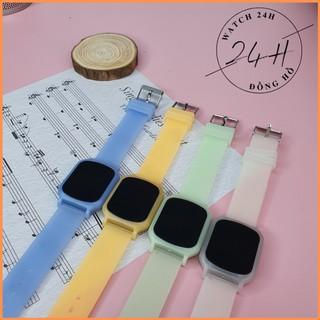 Đồng hồ nữ LED39 điện tử cảm ứng, kiểu dáng trẻ trung nhiều màu sắc