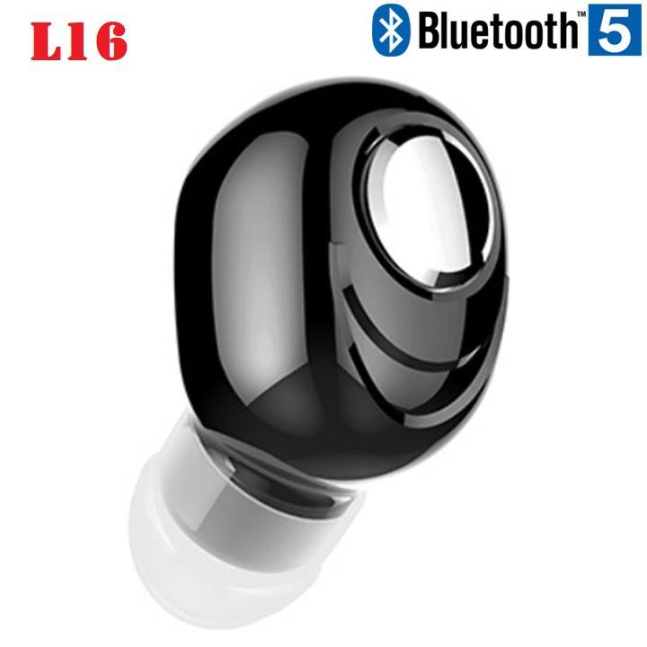 Tai nghe L16 Bluetooth 5.0 - Hàng nhập khẩu