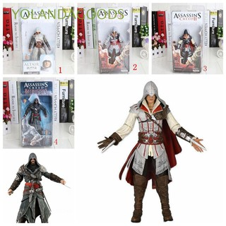 🍊Revelation Saction Hunter Second 3D First Generation Assassin's Creed Model