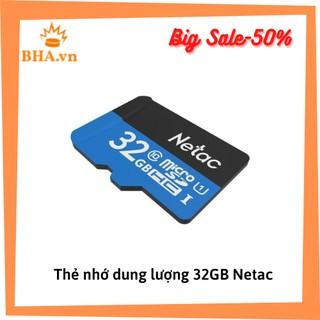 Thẻ nhớ Netac 32GB Class 10 chuyên chạy camera IP thumbnail
