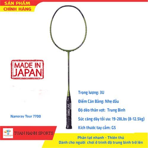 Vợt cầu lông Yonex Nanoray Tuor 7700