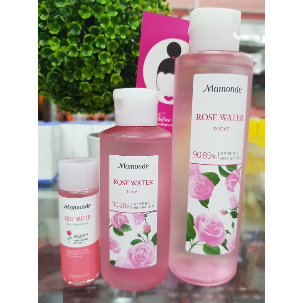Nước hoa hồng không cồn Mamonde Rose Water Toner đủ 3 size - 2442045 , 555545913 , 322_555545913 , 100000 , Nuoc-hoa-hong-khong-con-Mamonde-Rose-Water-Toner-du-3-size-322_555545913 , shopee.vn , Nước hoa hồng không cồn Mamonde Rose Water Toner đủ 3 size