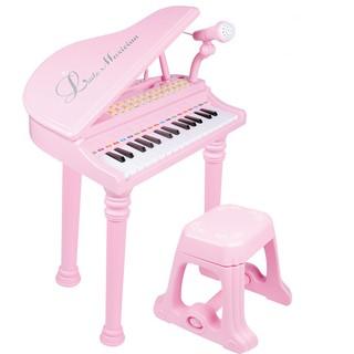 Đàn piano điện HDY đa năng giúp bé tập đàn tiện lợi