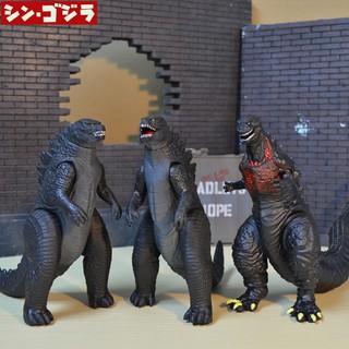 rning Red Lotus Godzilla Monster Joint Movable Model Gift Children's Toys Gifts