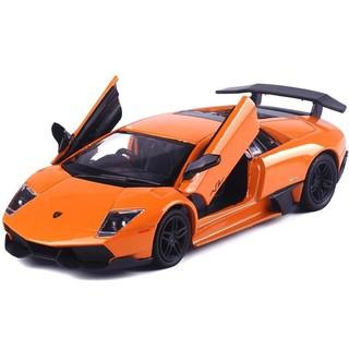 Lamborghini Alloy Metal Toys Car Kids Toys Car 1:32 Pull Back Vehicles Toys 13*4.8*2.8cm