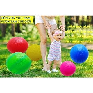 Bóng đá trẻ em số 2 và số 3 loại đẹp cho bé size 4 thumbnail