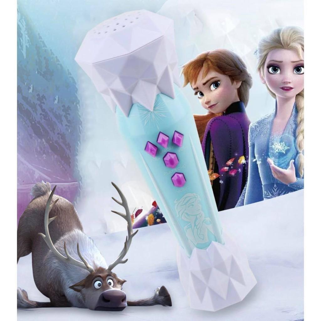 Micro tập hát Frozen II mẫu mới cho bé