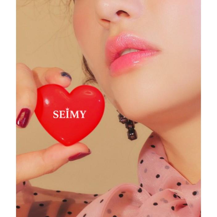 Son dưỡng môi SEIMY - Kiss Lips dưỡng mềm môi, căng môi, giảm thâm, nẻ môi