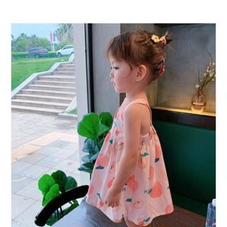Váy dây cho bé siêu xinh ( nhiều mẫu)