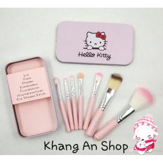 Bộ cọ Hello Kitty 7 cây thumbnail