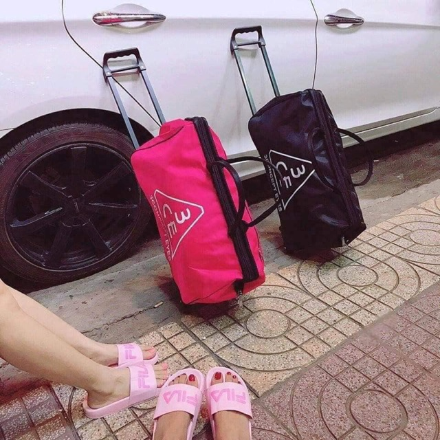 Túi du lịch cotay kéo