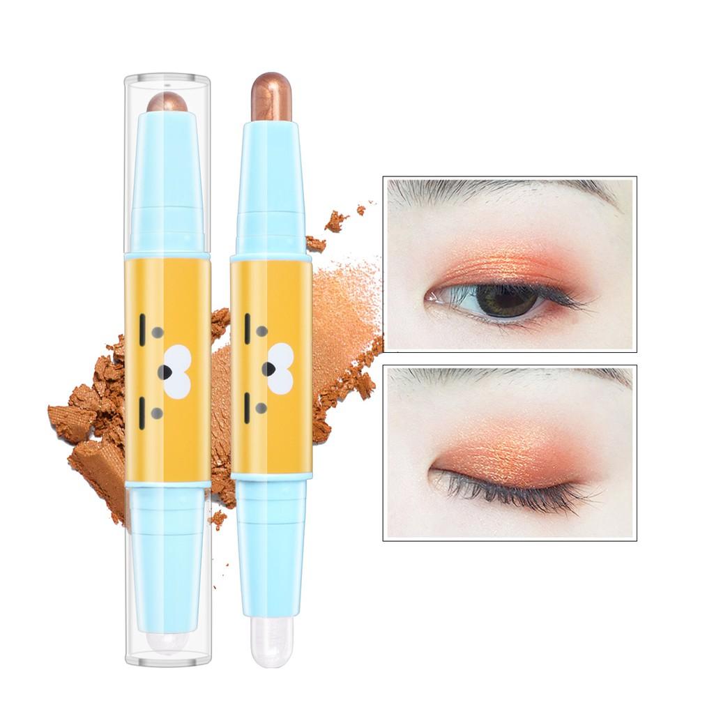 Phấn mắt dạng thỏi 2 đầu HengFang siêu dễ thương và tiện lợi cho phái nữ