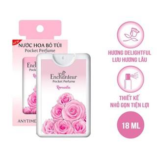 Nước hoa bỏ túi Enchanteur romantic bỏ túi 18ml thumbnail