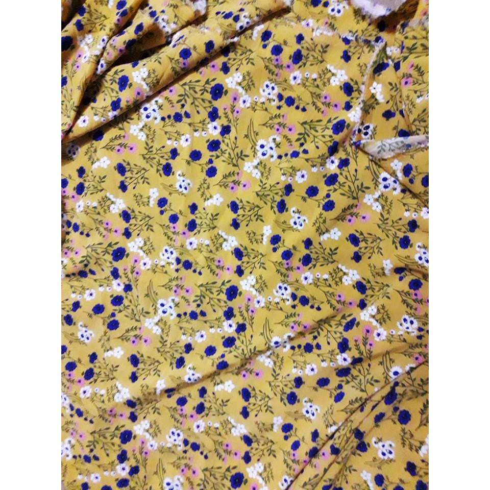 Đơn hàng vải cotton 445k
