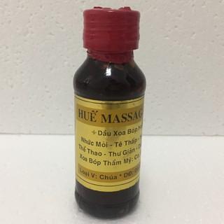 [Chính hãng] Dầu xoa bóp Huế, Dầu Massage Huế
