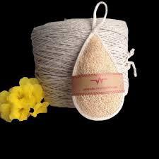 Cây Chà Lưng / Cọ chà lưng tắm, xơ mướp tự nhiên 100%, tẩy tế bào chết hiệu quả, massage body cực đã