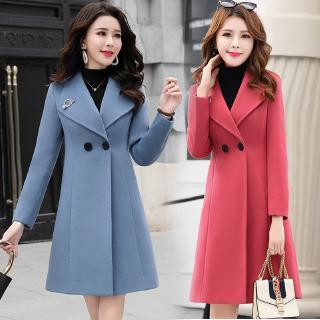 Áo khoác nữ xu hướng thời trang mùa đông