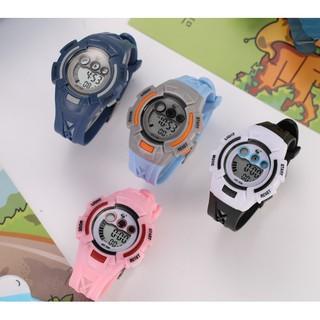 Đồng hồ  điện tử nam nữ  thể thao,Unisex cực đẹp, kiểu mới nhất năm, full chức năng