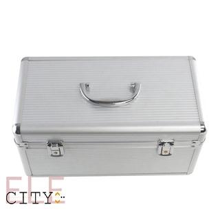 999ele⚡BX502 Aluminum Hard Disk Protection Box Dual-purpose Hard Disk Storage Box