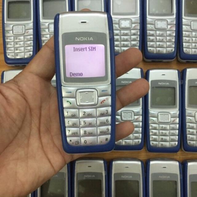 [Freeship toàn quốc từ 50k] Điện Thoại Nokia 1110i Huyền thoại main zin chính hãng có pin và sạc Bảo hành 12 tháng