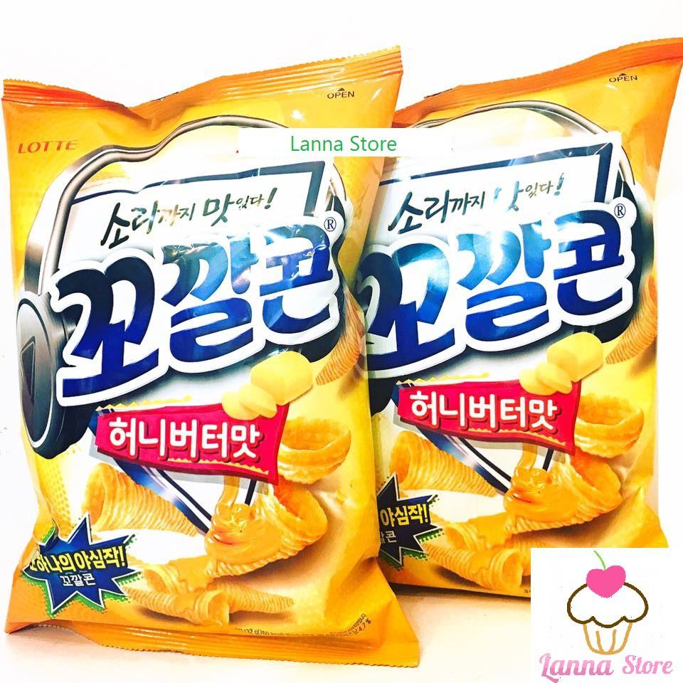 Snack phô mai mật ong LOTTE - nhập khẩu Hàn Quốc. - 2715814 , 1065194606 , 322_1065194606 , 40000 , Snack-pho-mai-mat-ong-LOTTE-nhap-khau-Han-Quoc.-322_1065194606 , shopee.vn , Snack phô mai mật ong LOTTE - nhập khẩu Hàn Quốc.