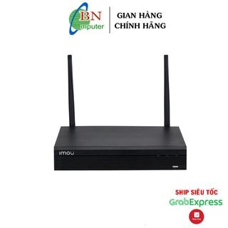 Đầu Ghi Hình IMOU 4-8 Kênh Wifi NVR 1104HS-W-S2 – NVR 1108HS-W-S2 Bảo Hành Chính Hãng Dahua